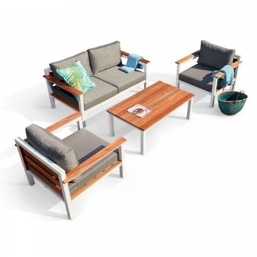 Saint Lucia Four Seater Set