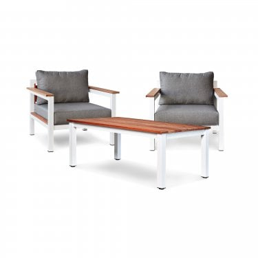 Saint Lucia Two Seater Set