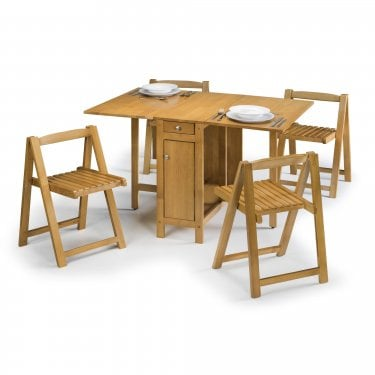 Savoy Light Oak Dining Set