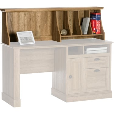 Teknik Scribed Oak Optional Hutch (5418295)
