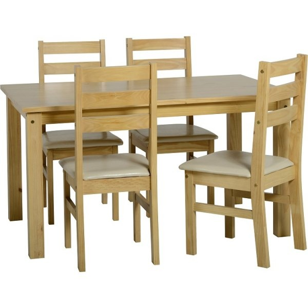 furniture dining dining sets eclipse light oak dining set