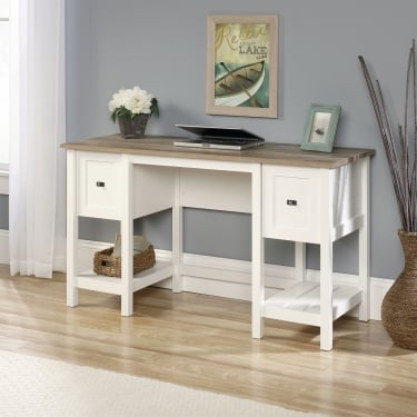 Shaker Soft White Desk