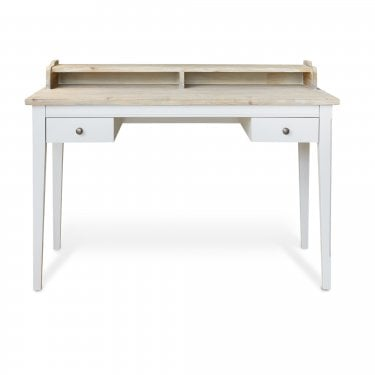 Signature Distressed Oak Dressing Table