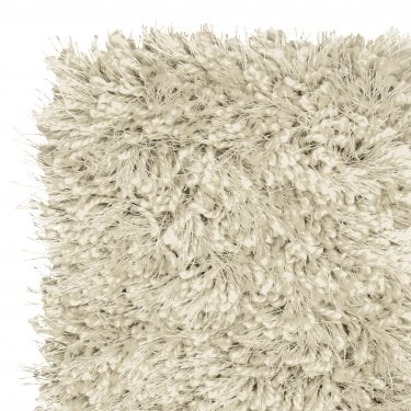 Small Sunshine Soft Beige Shaggy Rug 170x120cm (57201-056-120170)