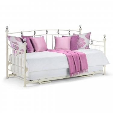 Sophie Stone White Crystal Daybed
