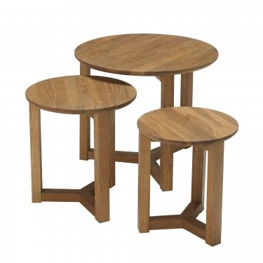 Stow Nest Of Side Tables