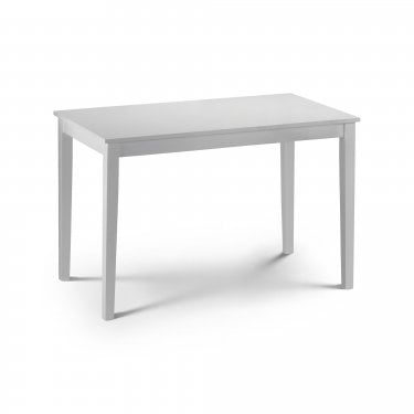 Taku White Lacquered Dining Table