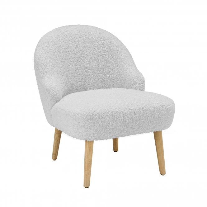 Ted Occasional Chair, Grey