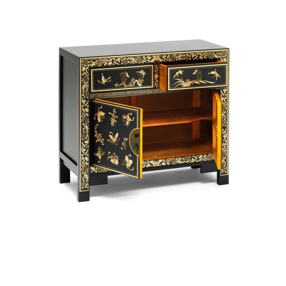 quality design 906a7 9dd4a The Nine Schools Oriental Ornate Sideboard