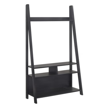 Tiva Black TV Unit