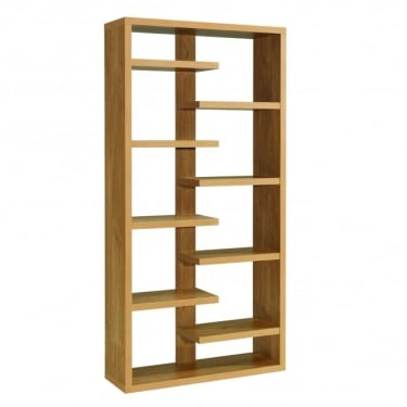 Toronto Display Cabinet, Oak