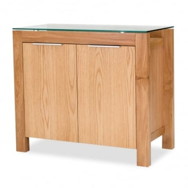 Tribeca Oak 2 Door Sideboard