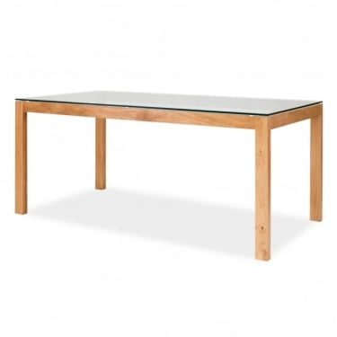Tribeca Oak Dining Table