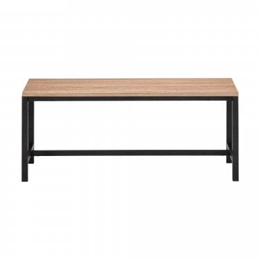 Tribeca Sonoma Oak Dining Bench