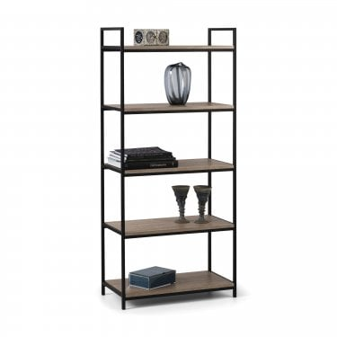Tribeca Sonoma Oak Tall Bookcase