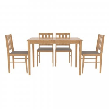 Trinity Oak Dining Set