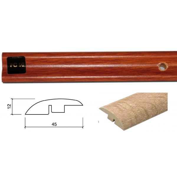 FC10 Colour Match 3m Adapting Profile Door Bar