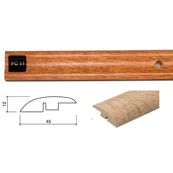 FC11 Colour Match 1m Adapting Profile Door Bar