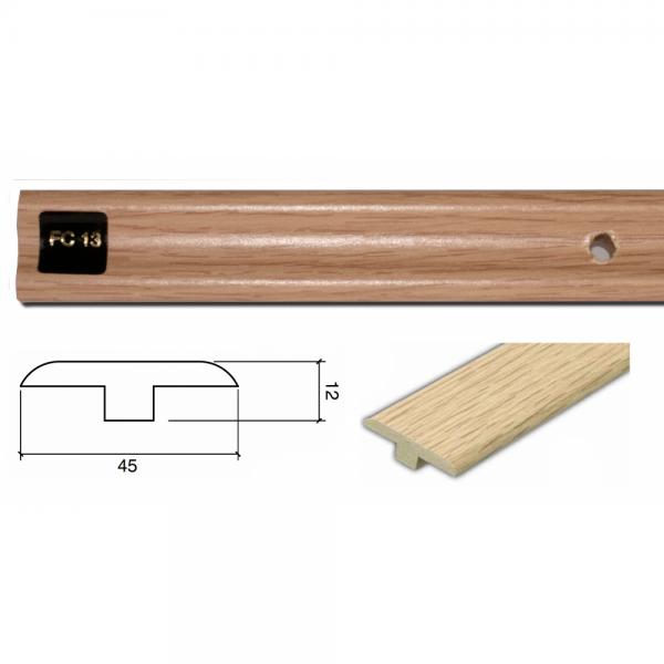FC13 Colour Match 1m Connecting Profile Door Bar
