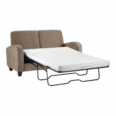 Vivo Mink Chenille Fold Out Sofa Bed