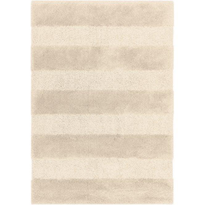 Vogue Cream & Beige Stripes Rug 170x120cm (50054-066-120170)