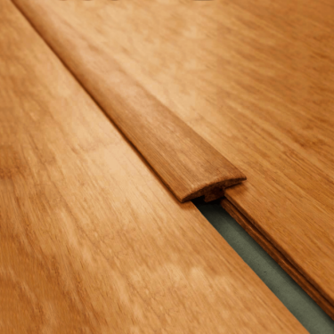 Wood+ Flooring Carbonized Strand Woven Bamboo Connecting T Profile