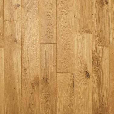 Wood+ Flooring Heritage 20x130mm Brushed & Oiled Solid Oak Flooring