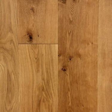 Wood+ Flooring Lifestyle 20/6x191mm Rustic Brushed & Oiled Engineered Oak Flooring