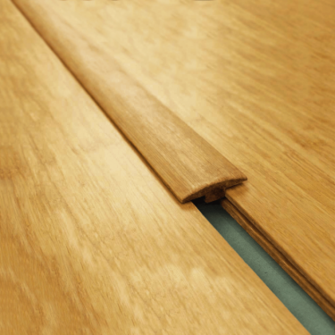 Wood+ Flooring Natural Strand Woven Bamboo Connecting T Profile