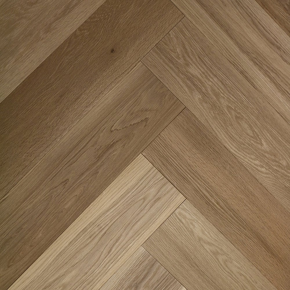 Wood Flooring Herringbone 15x148mm Invisible Oil Hppc
